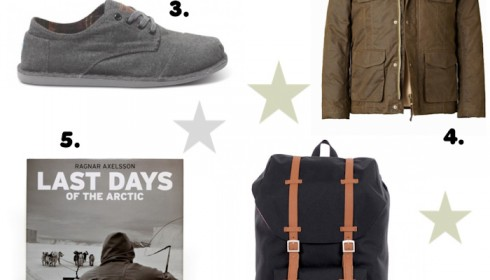 holiday gift guide for men the wild side