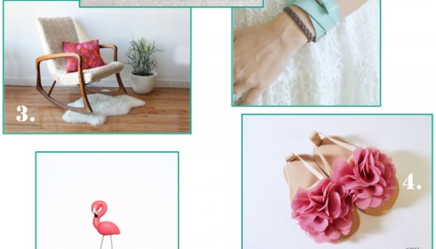pretty things in pastels an pink