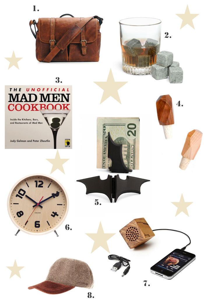 3bad60b3fcf1  Holiday gift guide 2013  for the gents