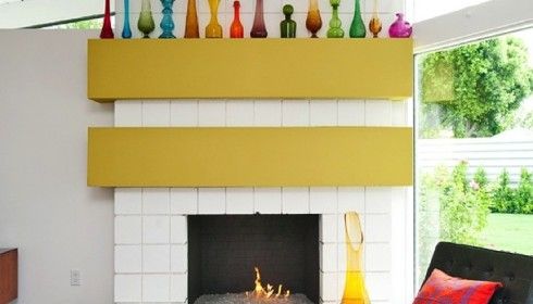10 ideas for a beautiful fireplace