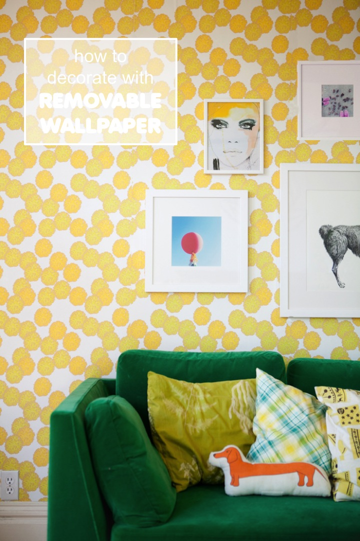 Decorate With Amazing Removable Wallpapers This Little Street