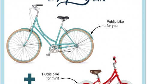 24 Merry Days Publick Bikes giveaway